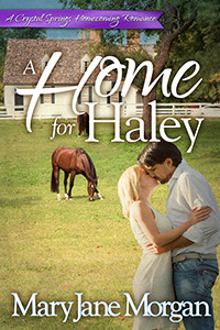A Home for Haley cover