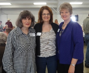 Mary Jane with her sisters Cathy and Pam