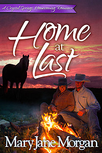 Home at Last Cover